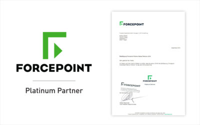 Forcepoint Platinum Partner