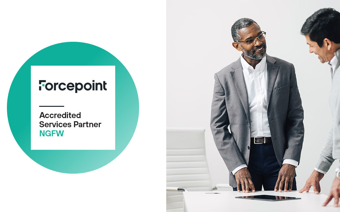 avency ist offizieller Forcepoint Accredited Service Partner (ASP)
